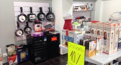 Licencia de apertura para tienda de electrodomésticos en Granada