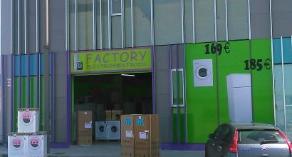 Licencia de Apertura Tienda de Electrodomésticos en Pulianas (Factory Electrodomésticos)